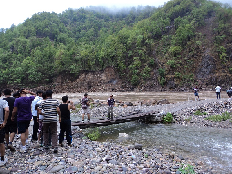 """Induction 2012 – An outbound exercise  """"Rishikesh"""""""