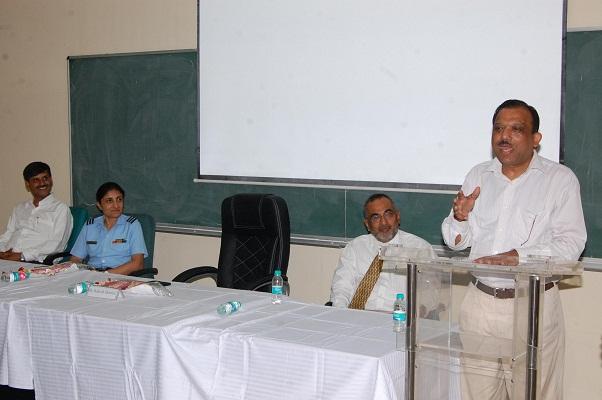 Address by Principal Secretary of Technical Education, Shri Rakesh Sharma, on inauguralDay