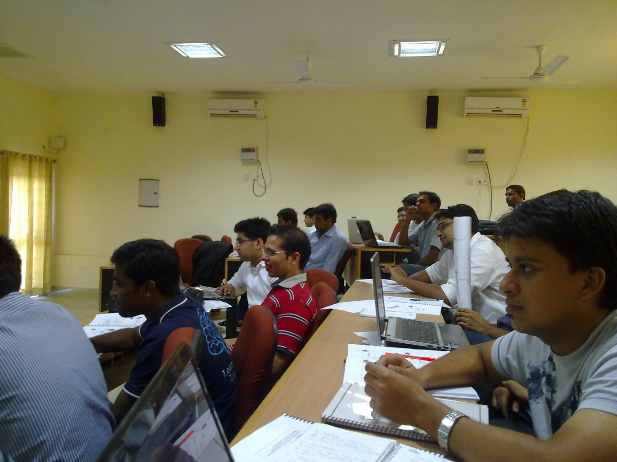 IIM Kashipur successfully conducts Six Sigmacourse