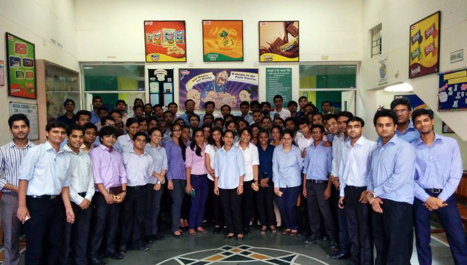 Road to Excellence: Plant Visit toParle