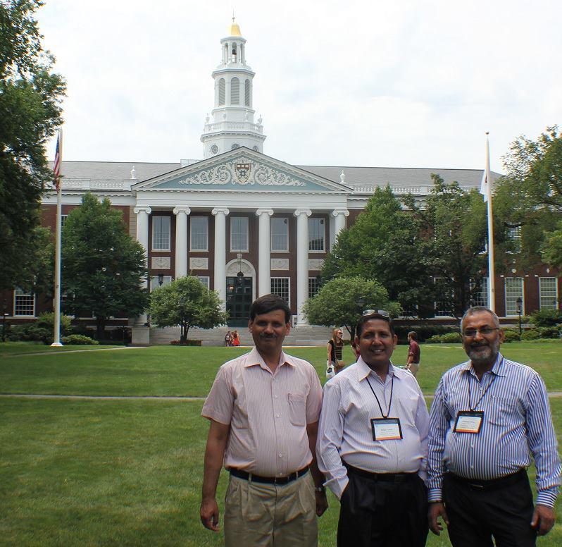 IIM Kashipur Faculty at Harvard Business School – The IIM ...