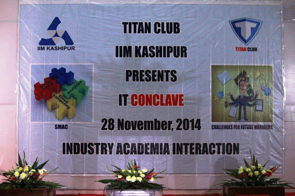IT Conclave 2014