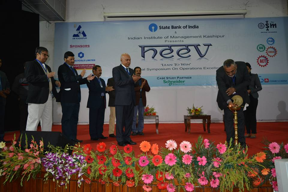 Neev: Annual Symposium on OperationsExcellence