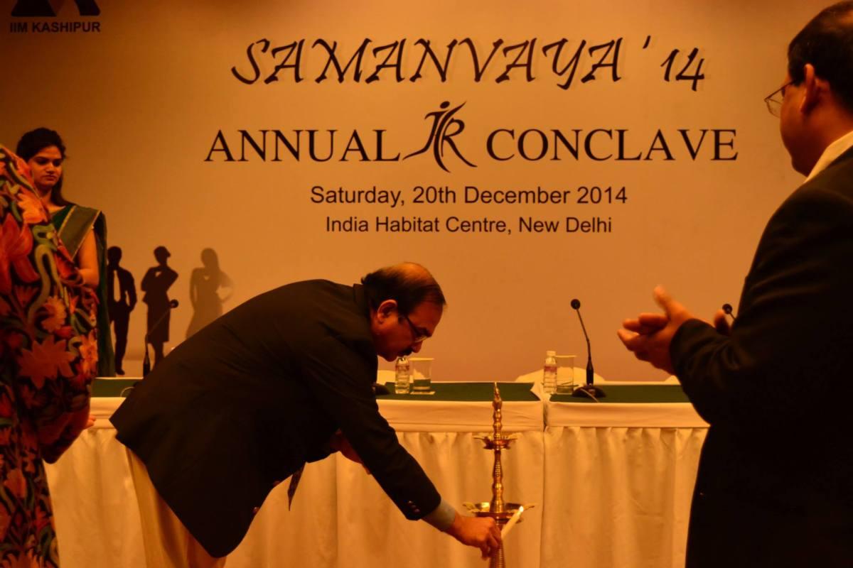 Samanvaya 2014 – HR Conclave, IIMKashipur
