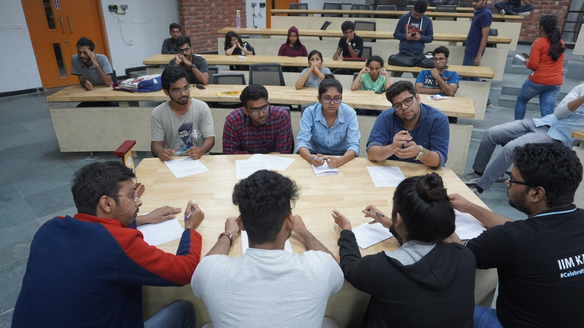MBA: From a fresher'sviewpoint