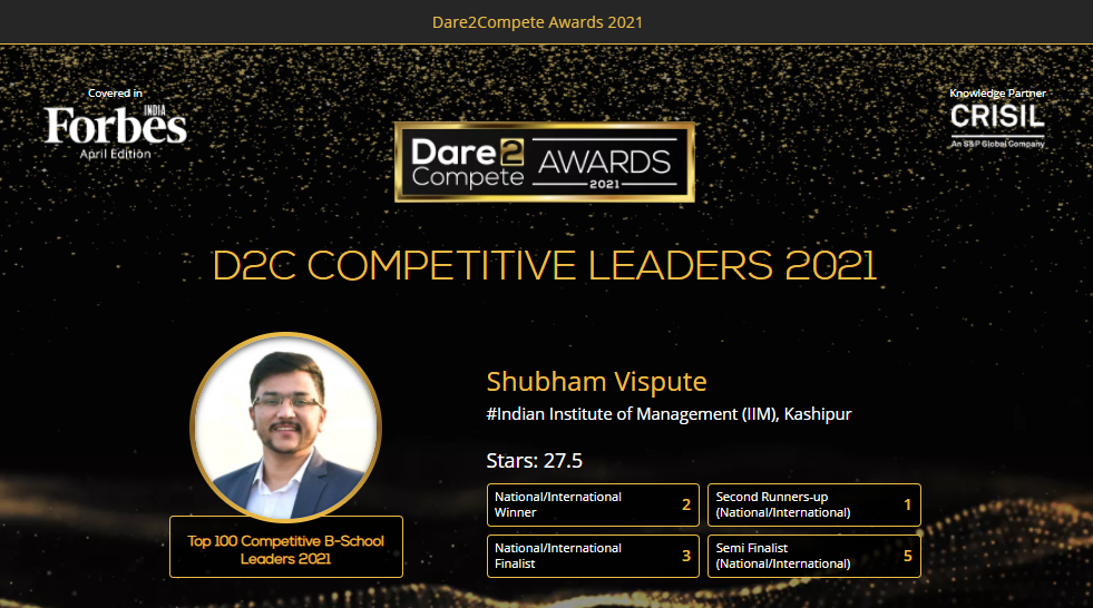 Case Study Competitions – How to make the best ofopportunities!